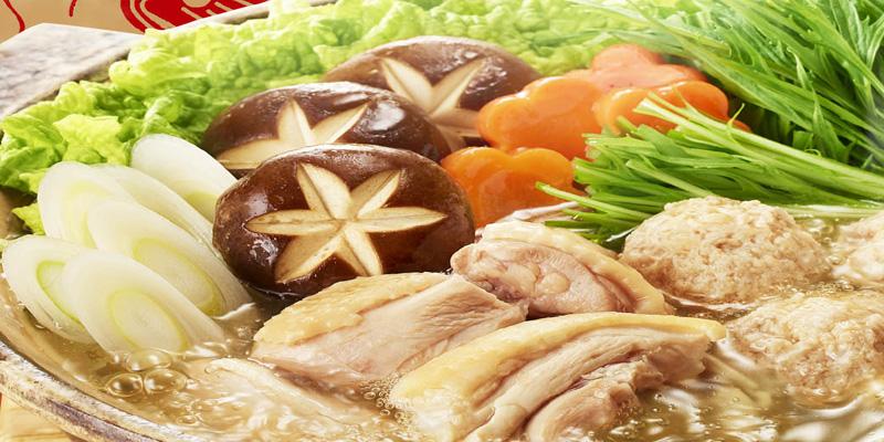 馳走屋 阿波尾鶏だし鍋スープ調理画像